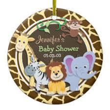 animal print ornaments keepsake ornaments zazzle