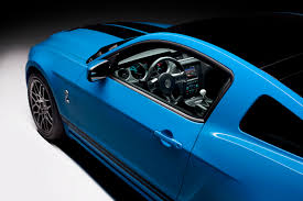 Ford Shelby Gt500 Engine 2013 Ford Shelby Gt500 Debuts With 662 Horsepower