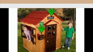 outdoor playhouse youtube