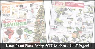 home depot black friday 2017 ad browse the ad