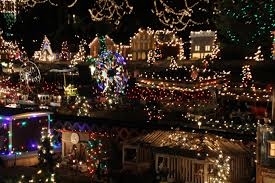 Holiday Brilliant Spectacular Light Show by Clifton Mill Christmas Lights Ohio Travels