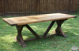 custom built furniture farmhouse table
