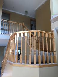 honey oak staircase makeover what are my options sheri bruneau