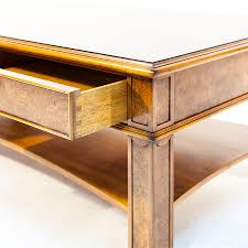 charles barr queen anne coffee table