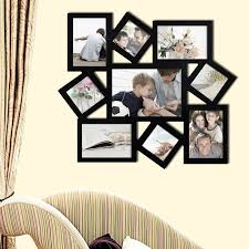 latitude run newington 9 photo collage wood wall hanging picture