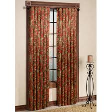 Paisley Curtains Decorating Wonderful Paisley Curtains For Home Interior Design