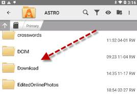 android file associations android file system and directory structure explained