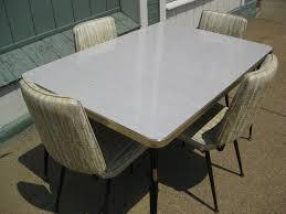 1950 u0027s retro kitchen table chairs bringing back classic new york