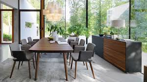 Modern Wood Dining Room Table Modern Dining Room Table With A Solid Charm