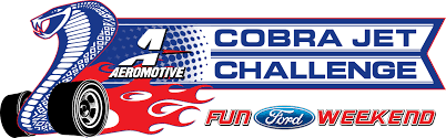 logo ford vector bangshift com aeromotive to sponsor the cobra jet challenge class