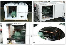 condensation chambre condensation chambre yemoo r22 compresseur industrielle chambre