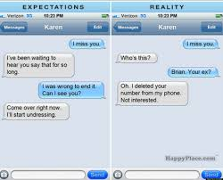 Trending Funny Text Messages To - funny text messages these post breakup texts prove you shouldn t