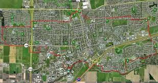 davis map davis bike loop davis localwiki