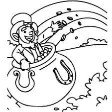 st patricks day coloring pages images of photo albums st patrick