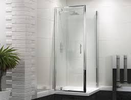 800mm Pivot Shower Door From Only 179 99 Technik 6 Pivot Door Designer Shower