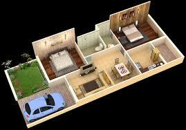2bhk house plans excellent simple 2 bhk rowhouse plan 3d pictures exterior ideas 3d