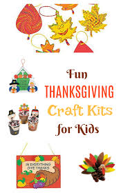 thanksgiving craft kits for jinxy