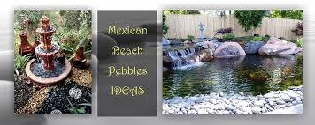 Large Pebbles For Garden Beach by Mexican Beach Pebbles U0026 Landscape Rocks For Sale Driftwood