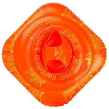 bouée siège bébé bouée siège bébé orange decathlon