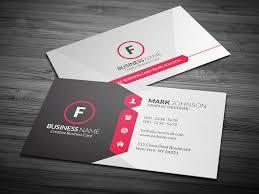 Home Design Templates Free Business Cards Ideas Free Home Design