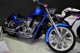 honda bikes honda motorcycles auto expo 2012 team bhp