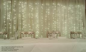 lights on wall with pictures steve page lighting hire fairylight hire