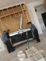 decor u0026 tips inspiring gas linear fireplace installation for home