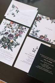 Wedding Invitations Chicago 1632 Best Wedding Stationery Images On Pinterest Cards