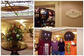 team tizzel the hotel hershey