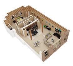 Floor Plans Chicago Excellent Design Loft Apartment Floor Plans Studio 1 Bath In