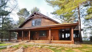 new cabin up north habitat architecture inc