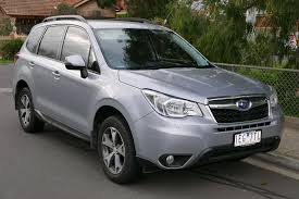 File 2014 Subaru Forester My14 2 5i Luxury Wagon 2015 06 25 01