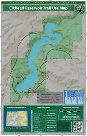 Colorado State Park Map by Colorado Parks U0026 Wildlife Trails