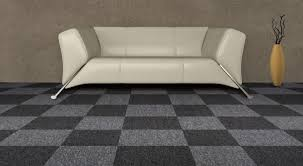 Carpet Tiles In Basement Carpet U0026 Rugs Peel And Stick Carpet Tiles For Your Cool Interior
