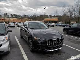 levante maserati interior maserati levante s 4 march 2017 autogespot
