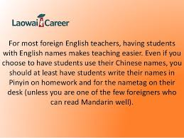 Name Tag On Desk How To Pick Great English Names For Your Chinese Students