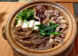 what does the word cuisine chicken sukiyaki i remember that word sukiyaki loved saying it as