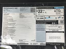 Porsche Macan Kerb Weight - 2018 used porsche macan awd at porsche west broward serving south