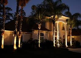 Orlando Landscape Lighting Gallery Of Outdoor Landscape Lighting Design And Installation By