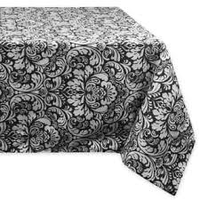 Black And White Table Cloth Black Tablecloths Shop The Best Deals For Nov 2017 Overstock Com