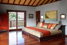 Hawaiian Bedroom Furniture Hawaiian Bedroom Interior Decorating With Wooden Furniture