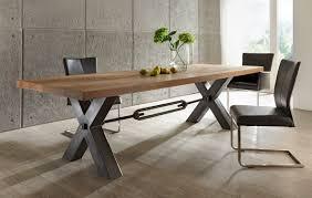 Esszimmer Massivholz Eiche Rustikale Tisch Tische Im Landhausstil Sind Bei Richhome In