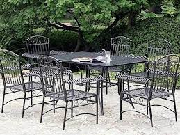 Black Resin Patio Furniture Patio 45 Wrought Iron Patio Chairs Bistro Wrought Iron Patio