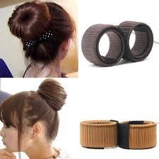 hair bun twist magic diy hair bun maker dashlux