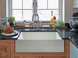 kitchen apron front sink double bowl sink porcelain kitchen sink