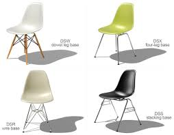 Manhattan Home Design Eames Review Eames Dsw Side Chair Review White Set Of 2 Eames Style Vortex