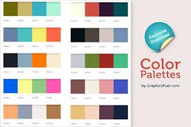 color combo excellent color palettes psd graphicsfuel