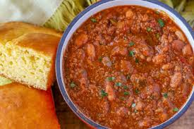 chili cuisine easy turkey chili cooking with points