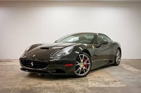 Ferrari California 2010 - 2010 ferrari california cor motorcars