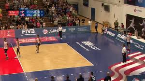 usa volleyball video clips